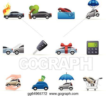 color icons auto insurance