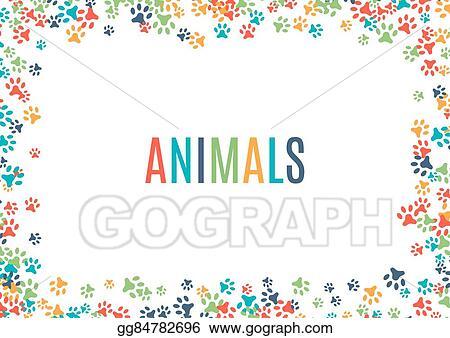 Free Footprint Border Cliparts, Download Free Clip Art, Free Clip Art on  Clipart Library