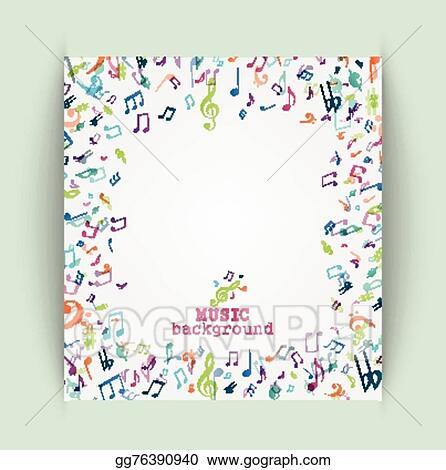Musical note Scalable Vector Graphics - Transparent Colorful Notes PNG  Clipart Picture png download - 1380*570 - Free Transparent png Download. - Clip  Art Library