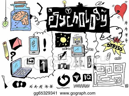 Stock Illustration Concept Psychology Communication Clipart
