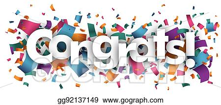 congrats graphic