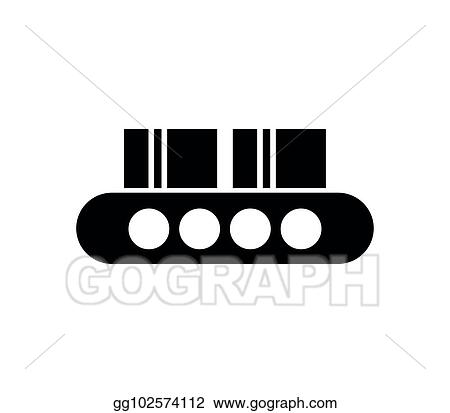 Free Conveyor Belt Clipart | Free Images at Clker.com - vector clip art  online, royalty free & public domain
