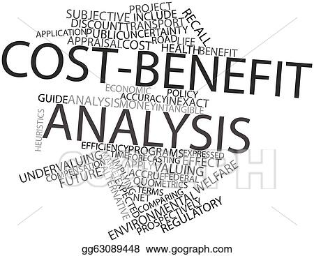 Drawing  CostBenefit Analysis Clipart Drawing Gg  Gograph
