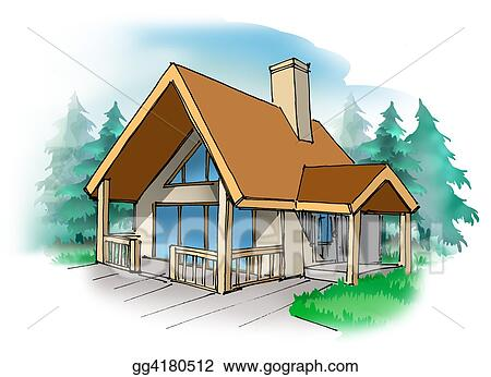 Quarantine Remote Work At Home Dream Of Vacation Vector Clipart