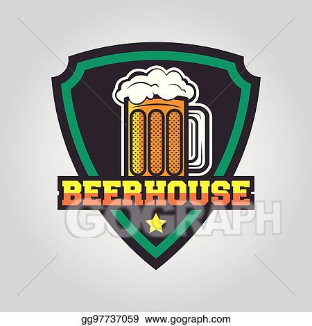 Vector Stock Craft Beer Logo Clipart Illustration Gg97737059