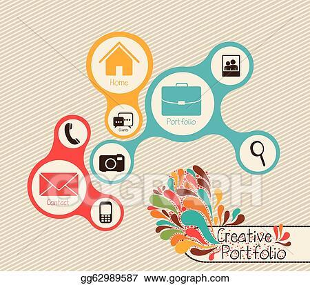 Creative Portfolio Design Art