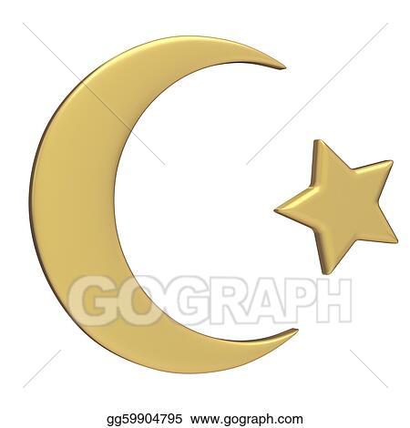 Islamic Symbol Stock Illustrations Royalty Free Gograph