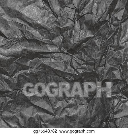 crumpled paper background texture vintage craft paper texture