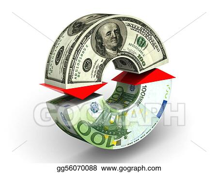 Currency Exchange Dollar Euro