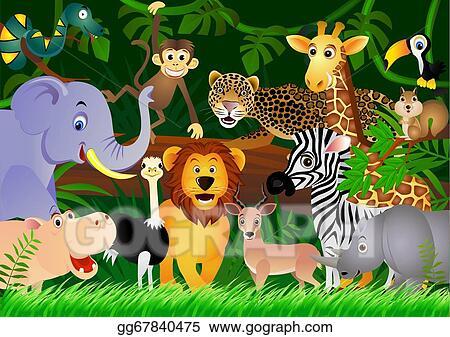 Animals Clip Art Royalty Free Gograph