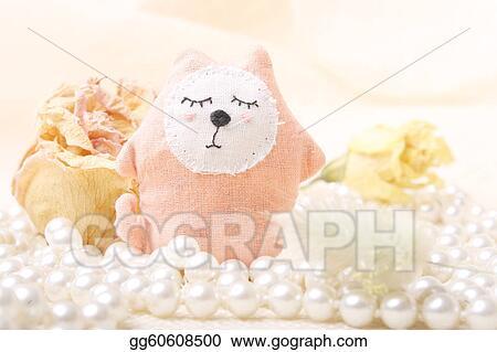 Stock Illustration Cute Animal Toys Clipart Illustrations