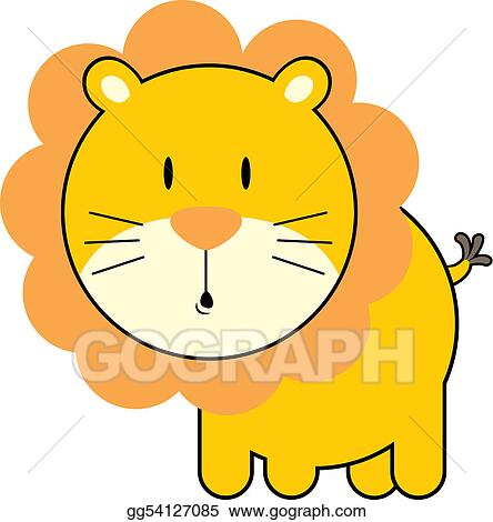 baby lion clip art royalty free gograph rh gograph com baby lion cartoon clipart baby lion cub clipart