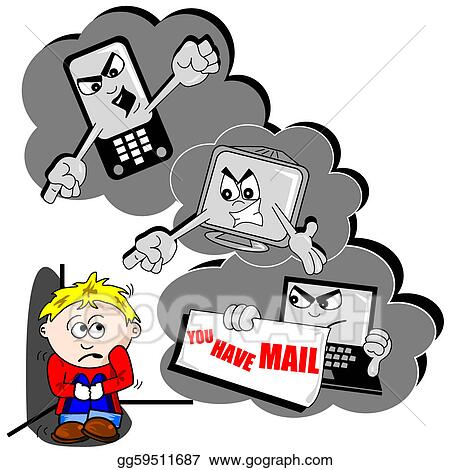 bullying clip art royalty free gograph rh gograph com bullying clipart anti-bullying clipart