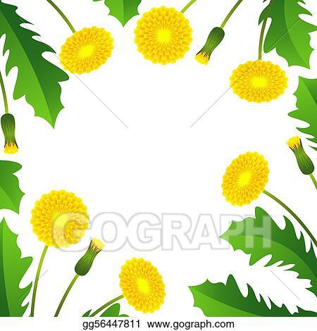 clip art vector dandelion stock eps gg56447811 gograph rh gograph com dandelion clip art pictures dandelion clip art black & white