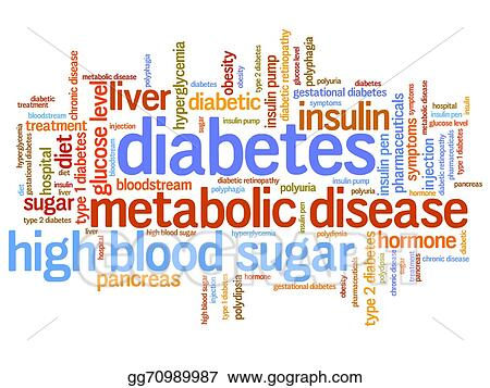 drawing diabetes clipart drawing gg70989987 gograph rh gograph com Diabetes Complications free diabetes clipart images