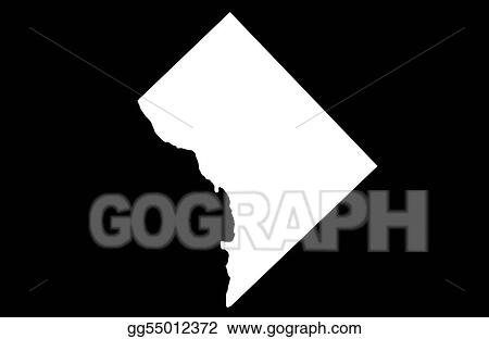 Stock Illustration District Of Columbia Clipart Gg55012372 Gograph