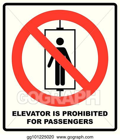 vector stock do not use elevator sign do not use lift rh gograph com Cheese Clip Art Black and White History Clip Art