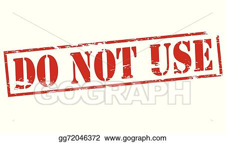 vector stock do not use clipart illustration gg72046372 gograph rh gograph com Cheese Clip Art Black and White History Clip Art