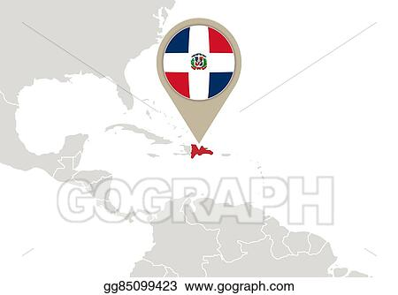 Clip Art Vector - Dominican republic on world map. Stock EPS ... Dominican Republic World Map on cancun world map, grenada world map, indonesia world map, cuba world map, ecuador world map, guatemala world map, haiti world map, jamaica world map, aruba world map, panama world map, peru world map, bahamas world map, honduras world map, philippines world map, portugal world map, caribbean map, mexico world map, st. lucia world map, samoa world map,