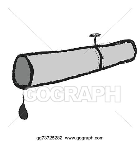 drawing doodle concept oil pipeline clipart drawing gg73725282 rh gograph com sales pipeline clipart clipart pipeline construction