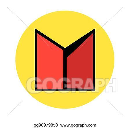 Eps Illustration Double Door Icon Design Vector Clipart
