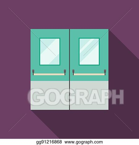 Glass Entrance Door. Shopping Center Mall Entrance Automatic.. Royalty Free  Cliparts, Vectors, And Stock Illustration. Image 125339295.