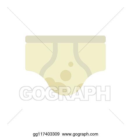 Dreckige unterhose