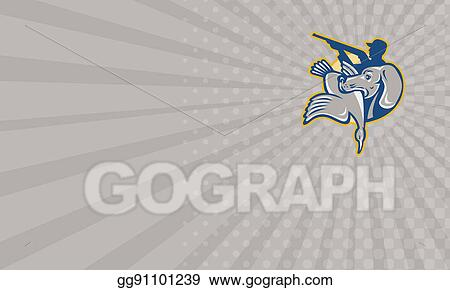 Drawings duck hunter business card stock illustration gg91101239 duck hunter business card colourmoves