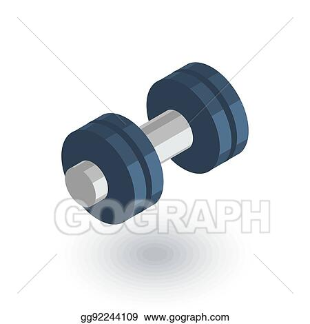 Gym exercise equipment room interior indoor stock vector royalty