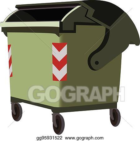 dumpster urban waste