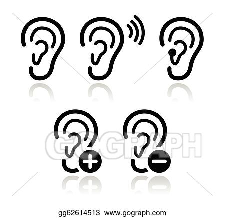 Clipart Hearing Aid Awesome Graphic Library