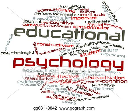 Clipart Educational Psychology Stock Illustration Gg63178842
