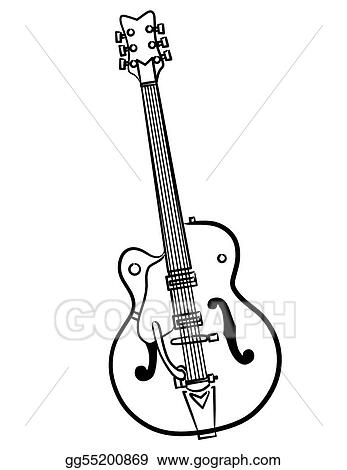 How To Draw Simple Electric Guitar Free Download Oasis Dl Co