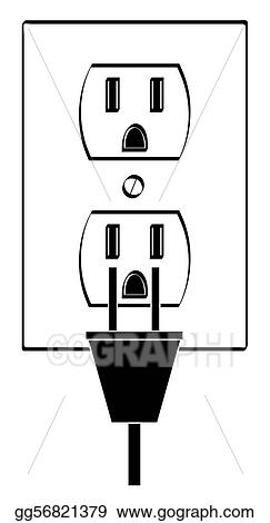 1 moreover 2014 10 01 archive besides Gfci Line Load Wiring Diagram additionally Thunder vector further Electric Or Power Outlet Outline With Plug Gg56821379. on ground electricity