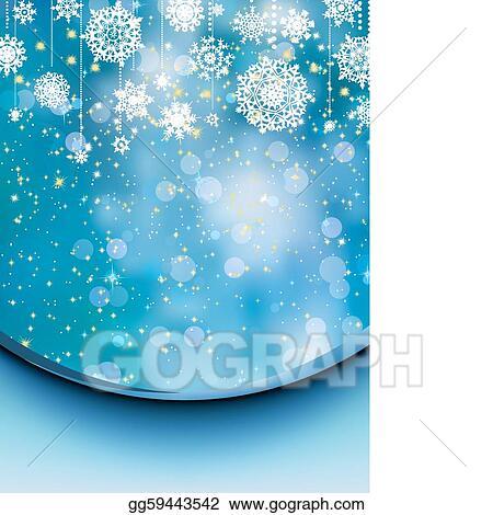 Elegant Christmas Background Images.Clip Art Vector Elegant Christmas Background Eps 8 Stock