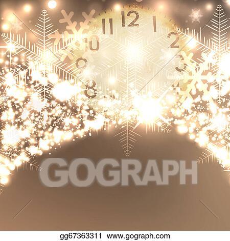 Elegant Christmas Background Hd.Clipart Elegant Christmas Background With Snowflakes And