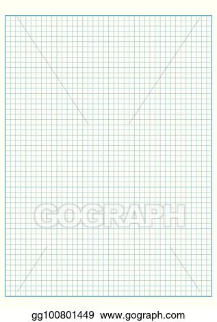photograph relating to Engineering Paper Printable named Vector Artwork - Technological innovation graph paper printable graph paper