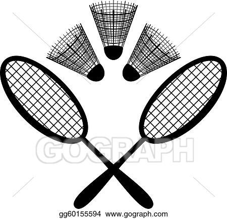 badminton clip art royalty free gograph rh gograph com badminton clip art free badminton clipart png