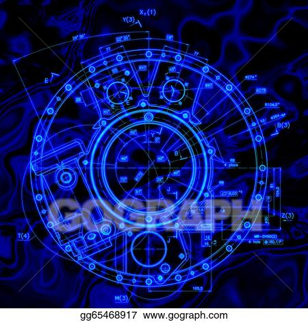 Drawing example of industry document blueprint clipart drawing example of industry document blueprint malvernweather Images