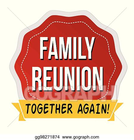 Family Reunion Stock Illustration - Download Image Now - iStock