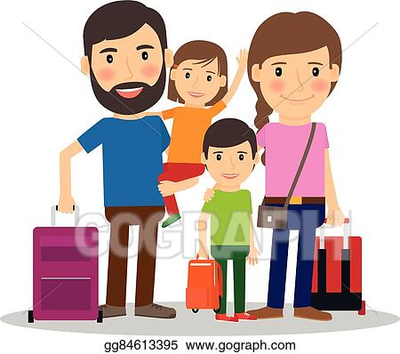 Family Vacation With Children