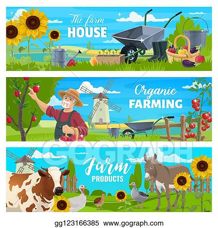 digital download watercolor clipart commercial use printable clip art Vegetable Clipart farm clipart badger cow Animal Clipart