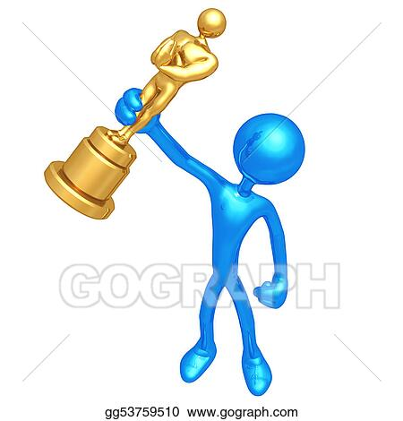 stock illustration film award clipart drawing gg53759510 gograph rh gograph com clipart award certificate award clipart pictures