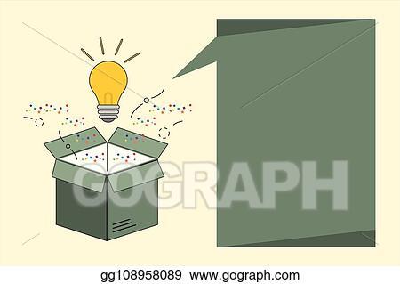 Clip Art Vector - Flat design vector illustration empty esp
