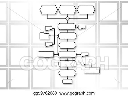 Drawing Flow Chart Programming Process Clipart Drawing Gg59762680