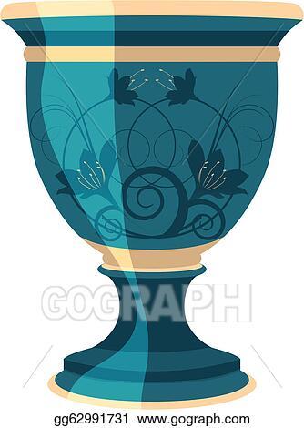 Drawing Flowerpot Flower Vase Clipart Drawing Gg62991731 Gograph