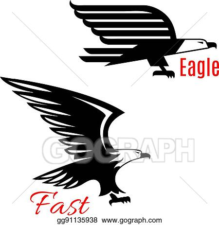 50+ Eagles Vector Gif