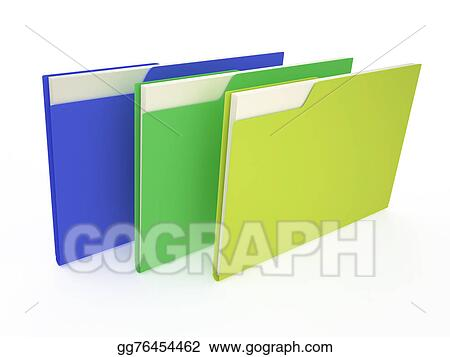 drawing folders clipart drawing gg76454462 gograph