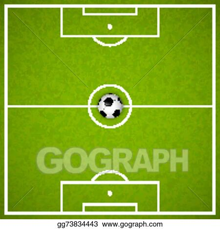 Free download of Soccer Field Football Pitch clip art Vector Graphic