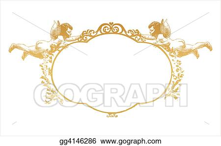 Stock Illustration Frame Clipart Gg4146286 Gograph